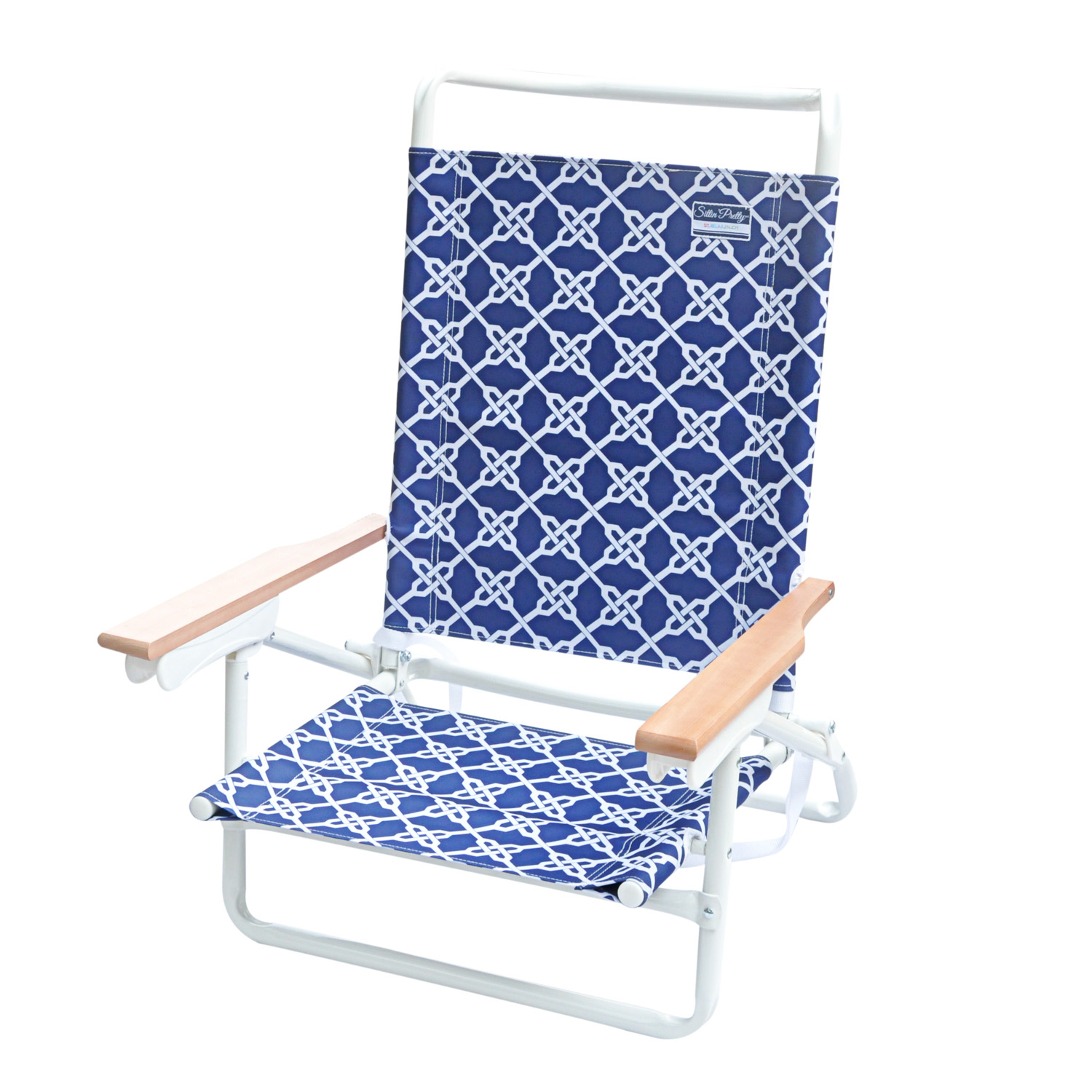 Super Nautical Knots C Beach Chair Onthecornerstone Fun Painted Chair Ideas Images Onthecornerstoneorg