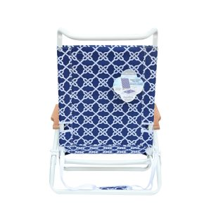 Blue Beach Chair